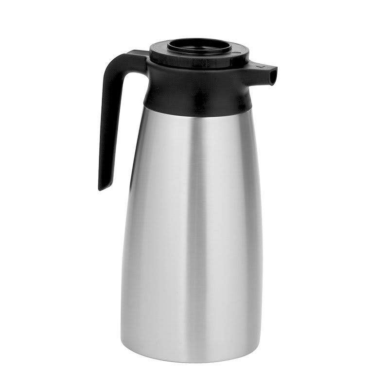 Bunn 39430.0000 Thermal Pitcher, 1.9 Liter (64 oz), Stainless Steel (39430.0000)