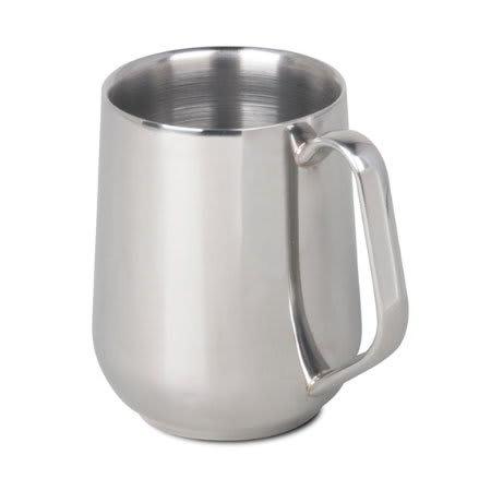 Bunn 40400.0003 14.5 oz Double-Walled Mug, Stainless (40400.0003)
