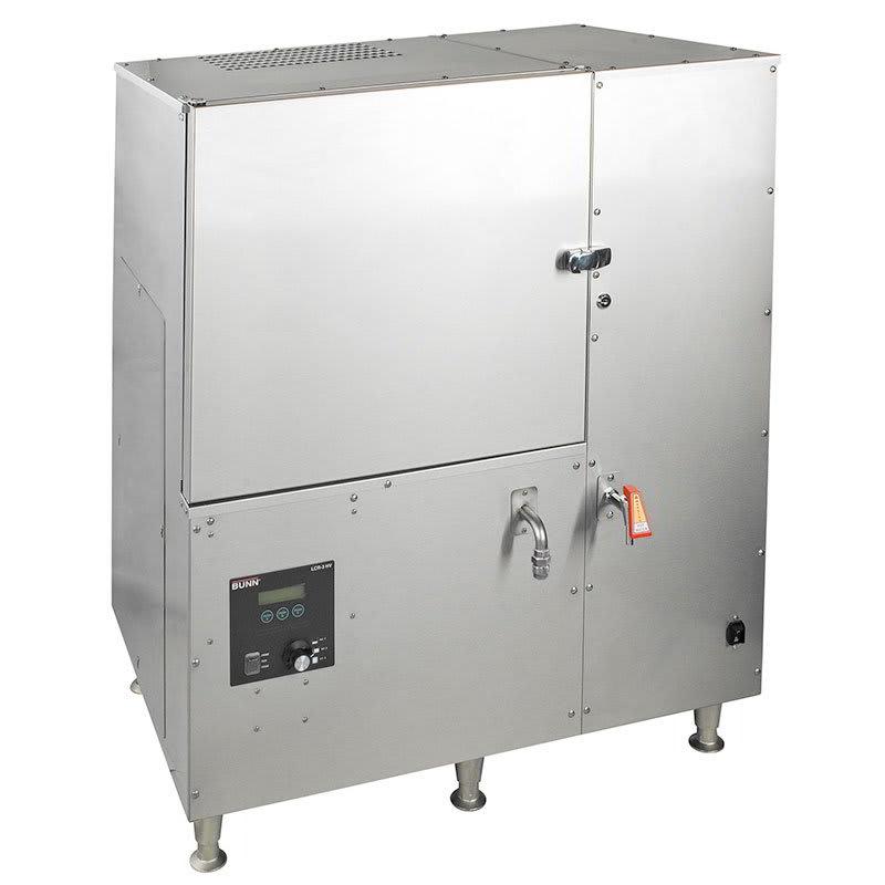 Bunn LCR-3 HV Refrigerated Liquid Coffee Dispenser, 3 Heads, QC Connect, 120 208v/1ph (40800.0000)