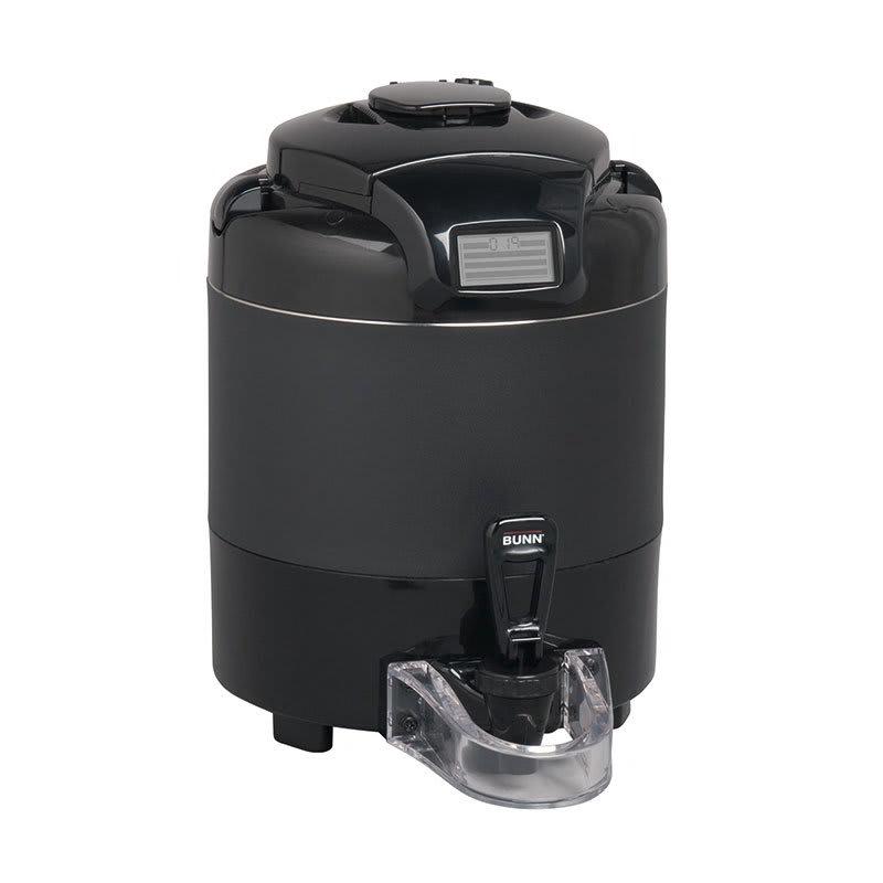 Bunn TF Coffee Server w/ Digital Sight Gauge, 4-hr Count Up Timer, Black (42700.0051)