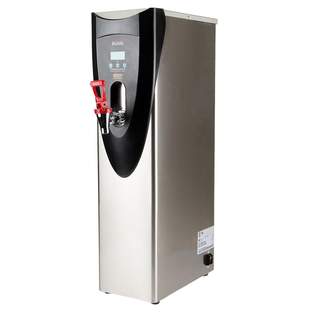 Bunn H5X 5 gal Hot Water Dispenser - Digital Thermostat, 212 F Setting, LED Display, 208v/1ph (43600.0002)