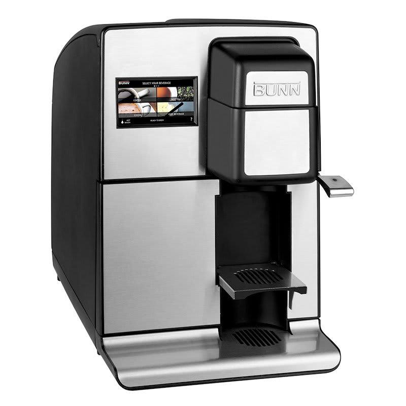 Bunn MCO Single Serve Cartridge Automatic Brewer - 3 Adjustable Brew Sizes (44500.0000)