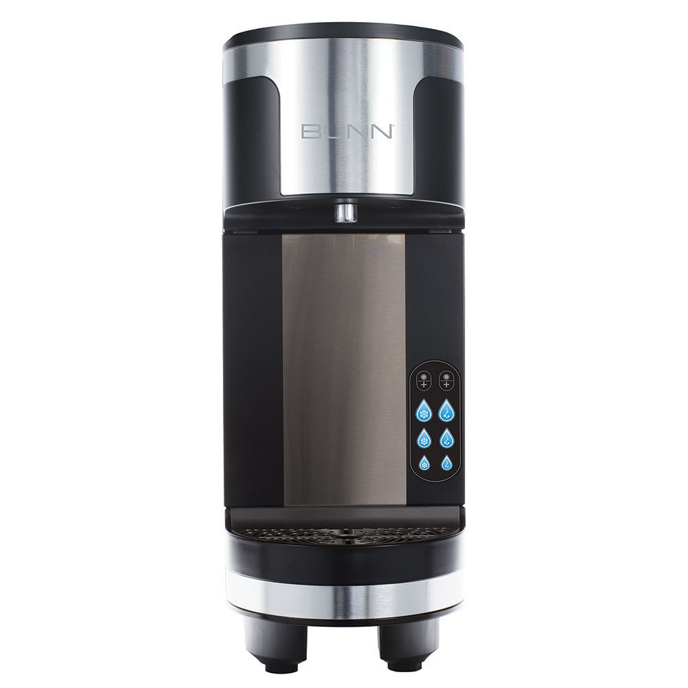 Bunn DWSLV Refresh Countertop Sparkling & Still Water Dispenser w/ Portion Control, 120v (45800.0001)