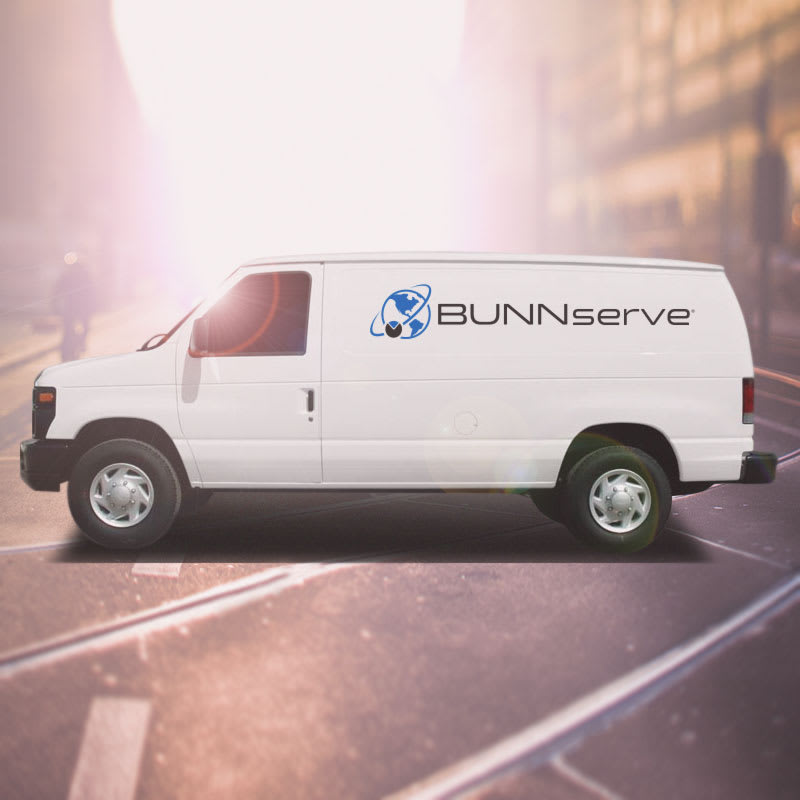 Bunn 24500.0610 Flat Rate Primary Installation Service for C Models & POD Brewers (24500.0610)