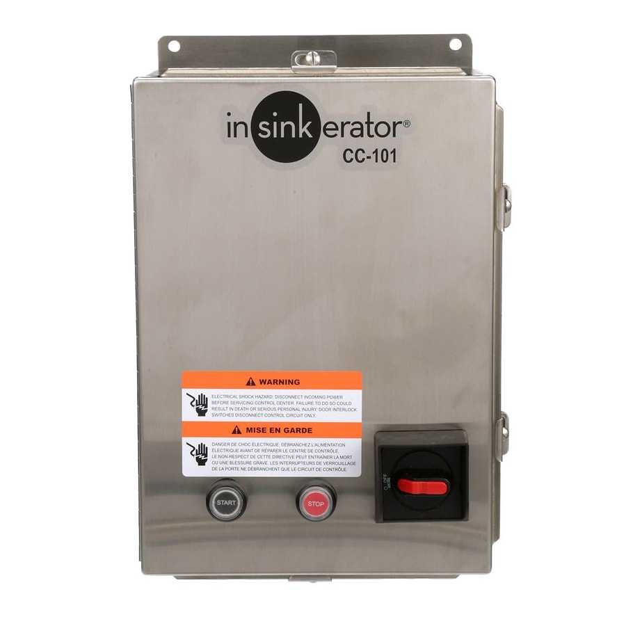InSinkErator CC101K-2 Control Center for CC101 Disposers, 208 240v/1ph