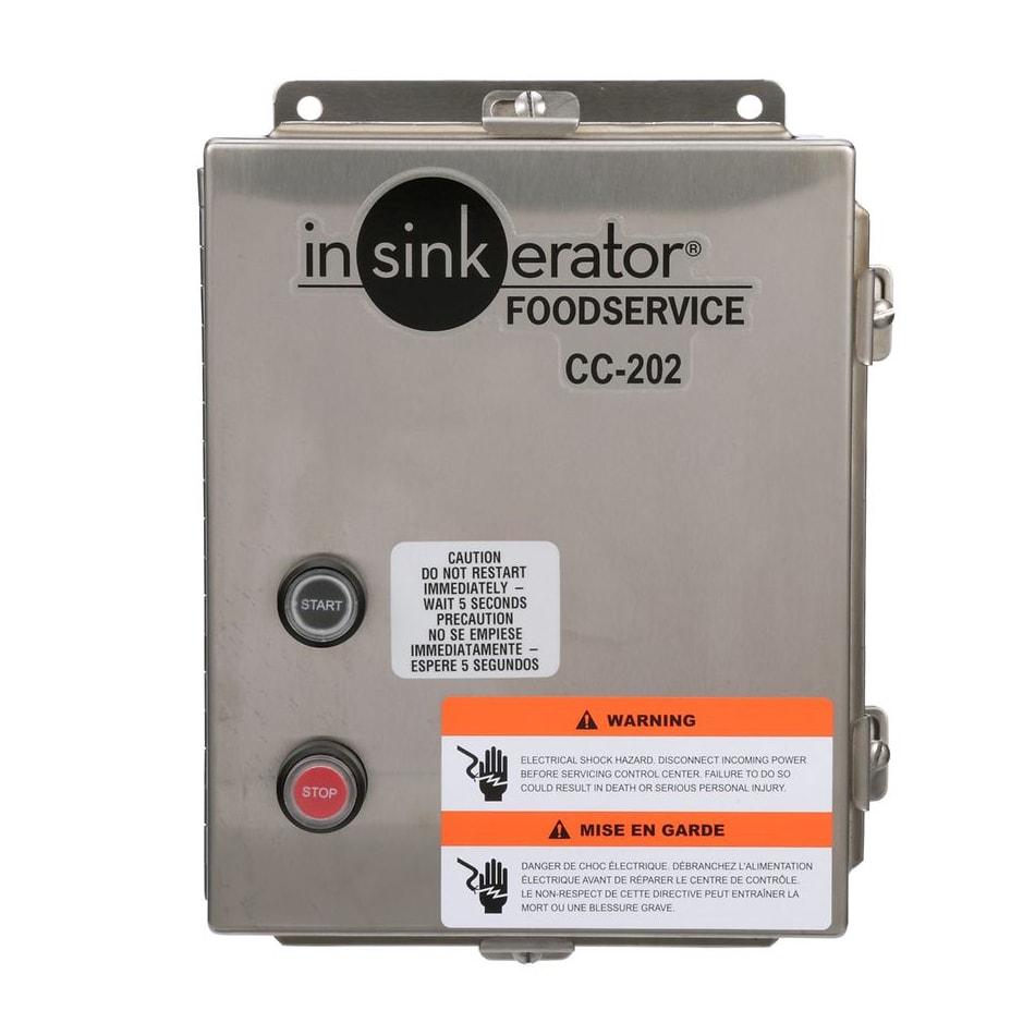 InSinkErator CC202D-8 Control Center For CC202 Disposers, 380 460/3 V
