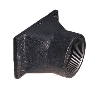 InSinkErator CI FLANGE2 Waste Outlet Flange For Use w/ SS300 Through SS1000, Cast Iron