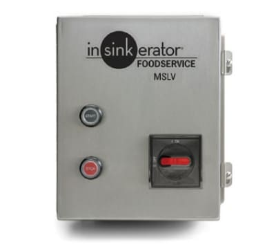 InSinkErator MSLV-7 Manual Switch For Low Voltage, 208-240/3 V