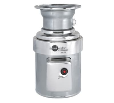 InSinkErator S-125-12B-CC101 2303 Disposer Pack, 12-in Bowl, Sleeve Guard, CC101 Panel, 1-1/4-HP, 230/3