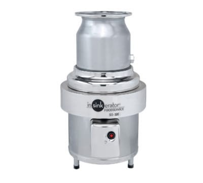 InSinkErator S-300-18A-CC101 2083 Disposer Pack w/ 18-in Bowl & Cover, CC101 Panel, 3-HP, 208/3 V