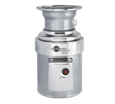 InSinkErator SS-100-15C-MRS 115 Disposer Package, 15-in Bowl & Manual Reverse Switch, 1-HP, 115/1V