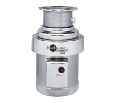 InSinkErator SS-200-18C-MRS 115 Disposer Pack w/ 18 in Bowl, Manual Reverse Switch, 2 HP, 115/1 V