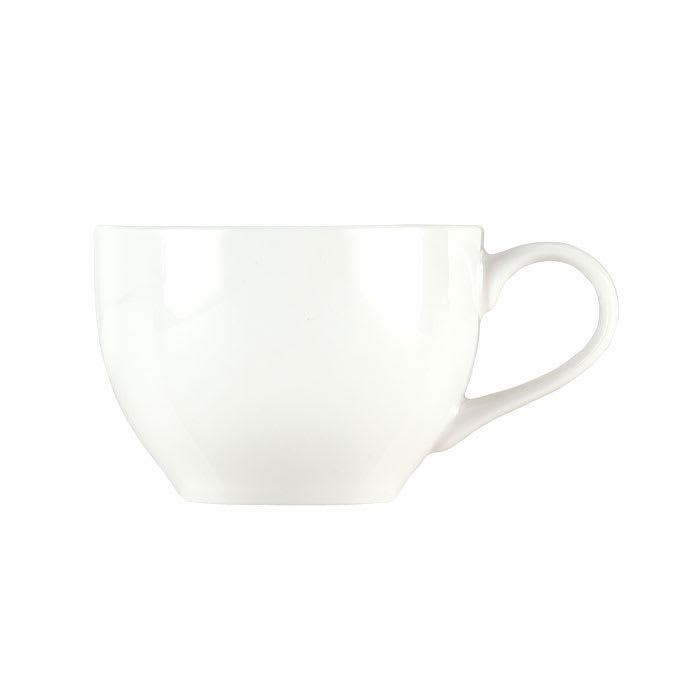 Syracuse China 905356121 3-oz Espresso Cup - Slenda Practica, White