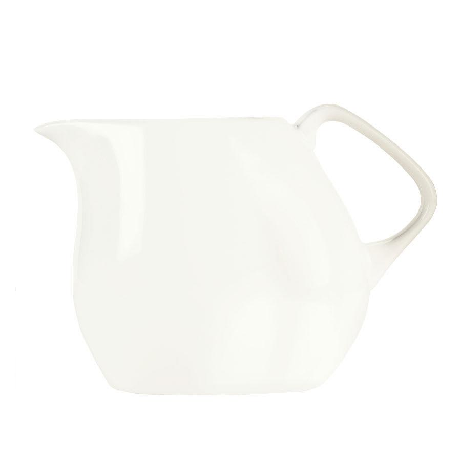 Syracuse China 905356129 9-oz Creamer - Slenda Verve, White