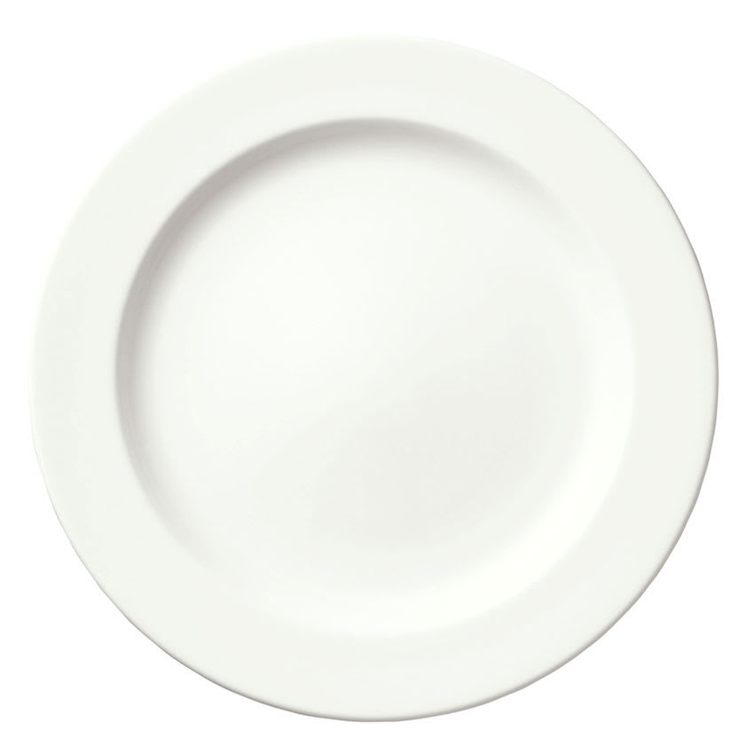 "Syracuse China 905356825 10.5"" Dinner Plate w/ Slenda Pattern & Shape, Royal Rideau Body"