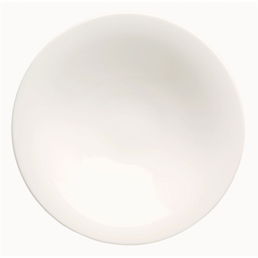 Syracuse China 905356843 20 oz Royal Rideau Bowl - Round, Slenda, White