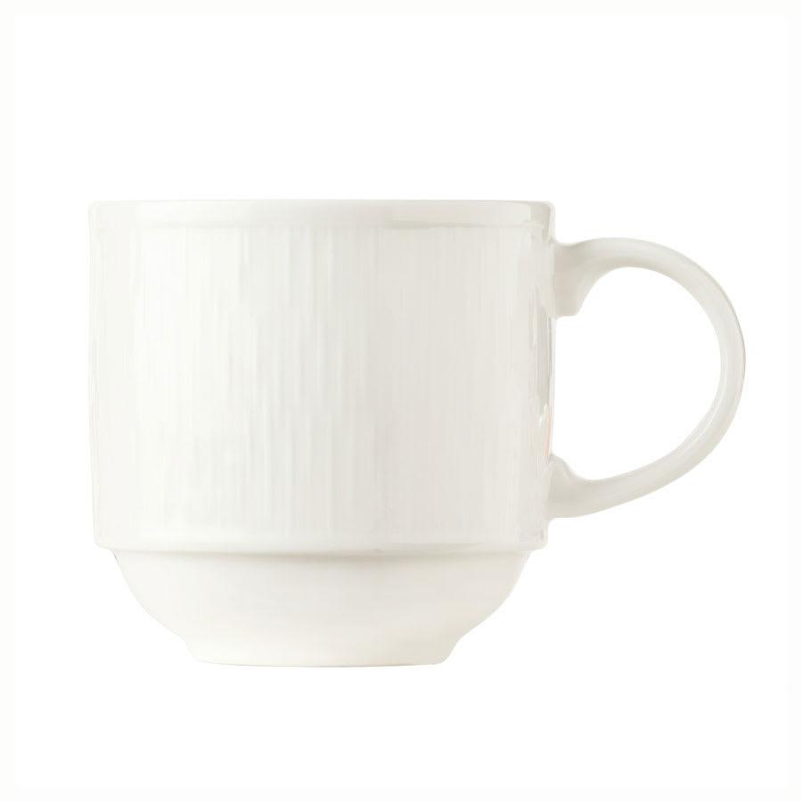 Syracuse China 909089712 12.5-oz Mug, Fully Vitrified, w/ Under ring & Royal Rideau Body, Glazed