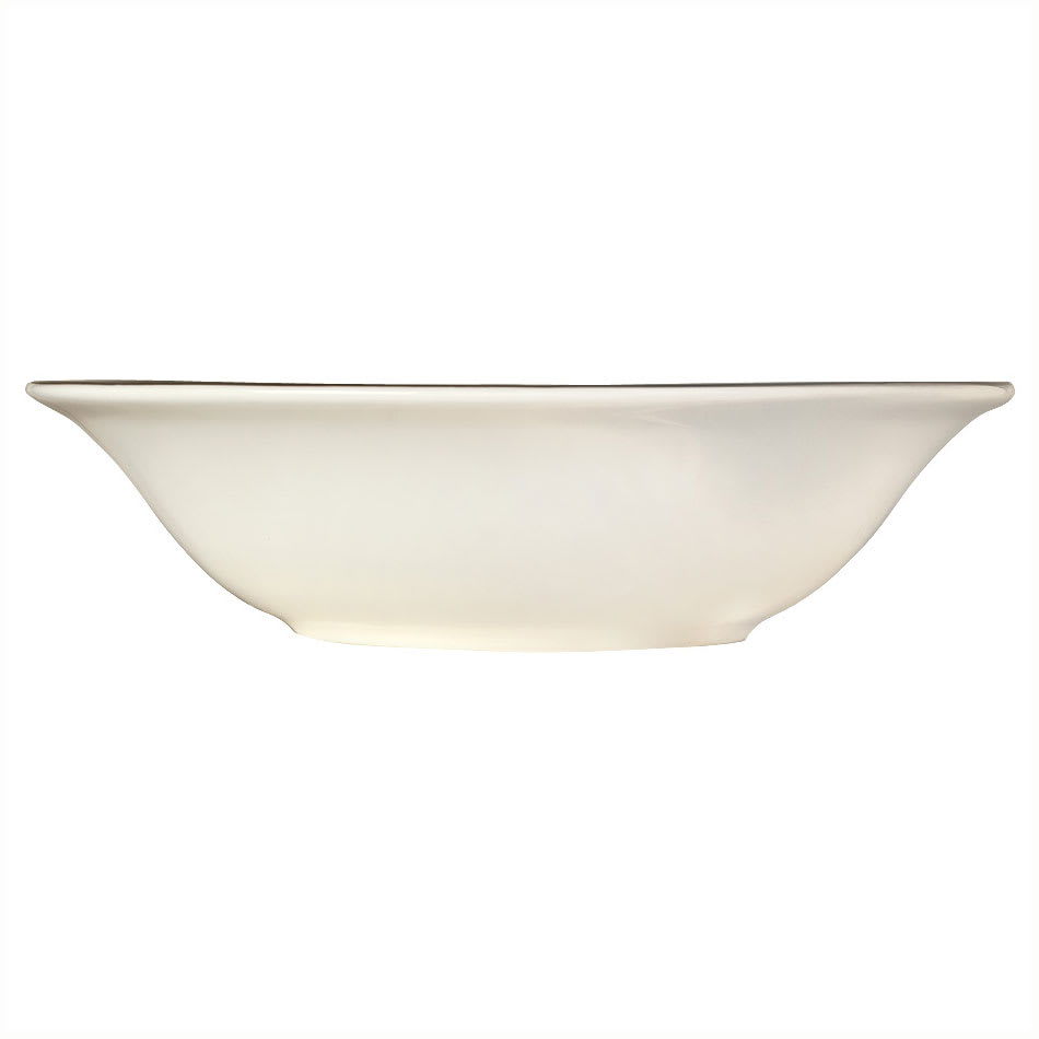 Syracuse China 911191006 13.75 oz Cereal Bowl, Baroque, International Shape & Bone White China Body