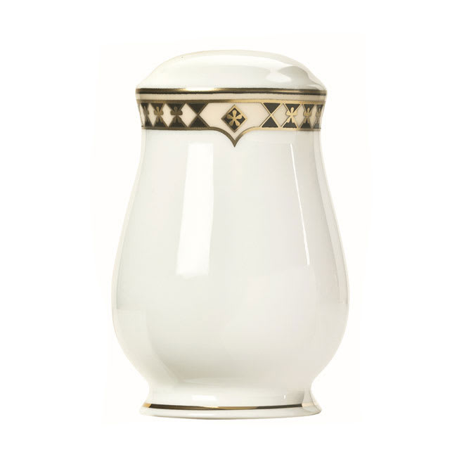 "Syracuse China 911191026 3.5"" Salt Shaker, Baroque"