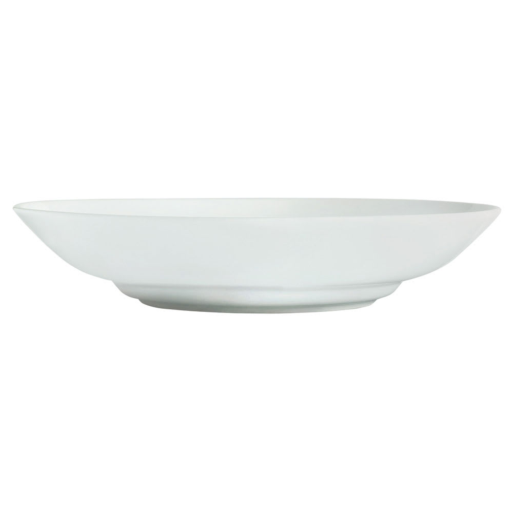 Syracuse China 911194050 50 oz Bowl w/ Reflections Pattern & Shape, Alumawhite Body
