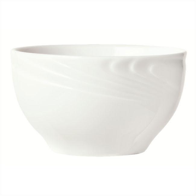 Syracuse China 911892018 9-oz Ocean Shore Bouillon - Round, Glazed, Aluma White