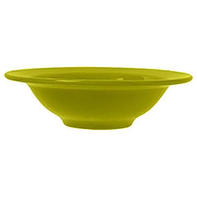 Syracuse China 923036019 12-oz Cantina Grapefruit Bowl - Glazed, Limon