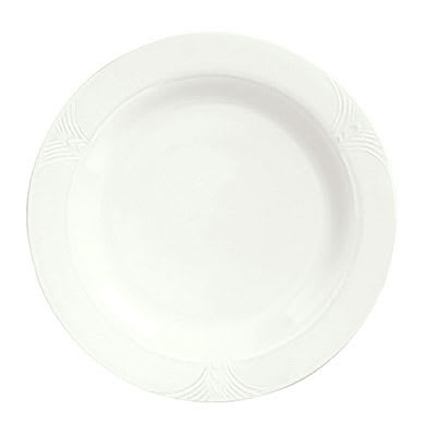 "Syracuse China 950041547 9"" Plate w/ Cafe Royal Pattern, Royal Rideau"