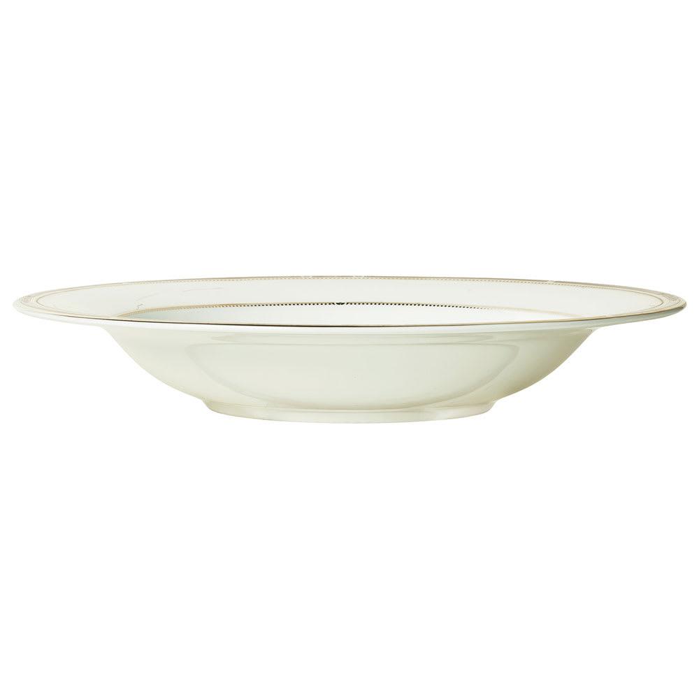 Syracuse China 954321005 65-oz Barrymore Round Bowl - Glazed, Bone China