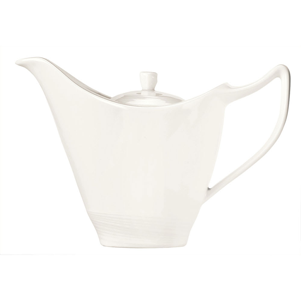 Syracuse China 987659336 14.5 oz Royal Rideau Tea Pot - Lid, Silk Pattern, Royal Rideau