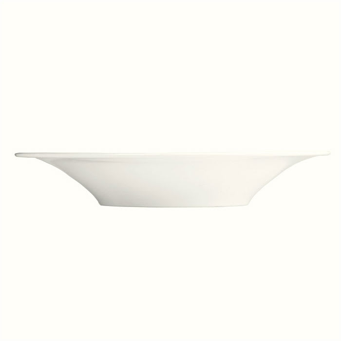 Syracuse China 995679511 15-oz Soup Bowl, Rim Deep, w/ Resonate Pattern & Royal Rideau, Alumina Body