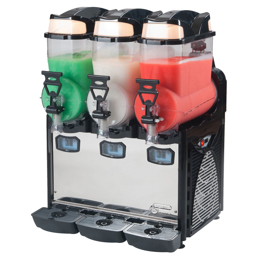 Eurodib OASIS3 Frozen Drink Machine w/ (3) 2.6-gal Hoppers, 110v