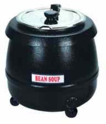 Eurodib SB-6000 10.5-qt Countertop Soup Warmer w/ Thermostatic Controls, 110v