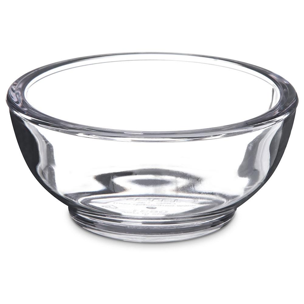 Carlisle 083107 2.5 oz Souffle Cup - Plastic, Clear