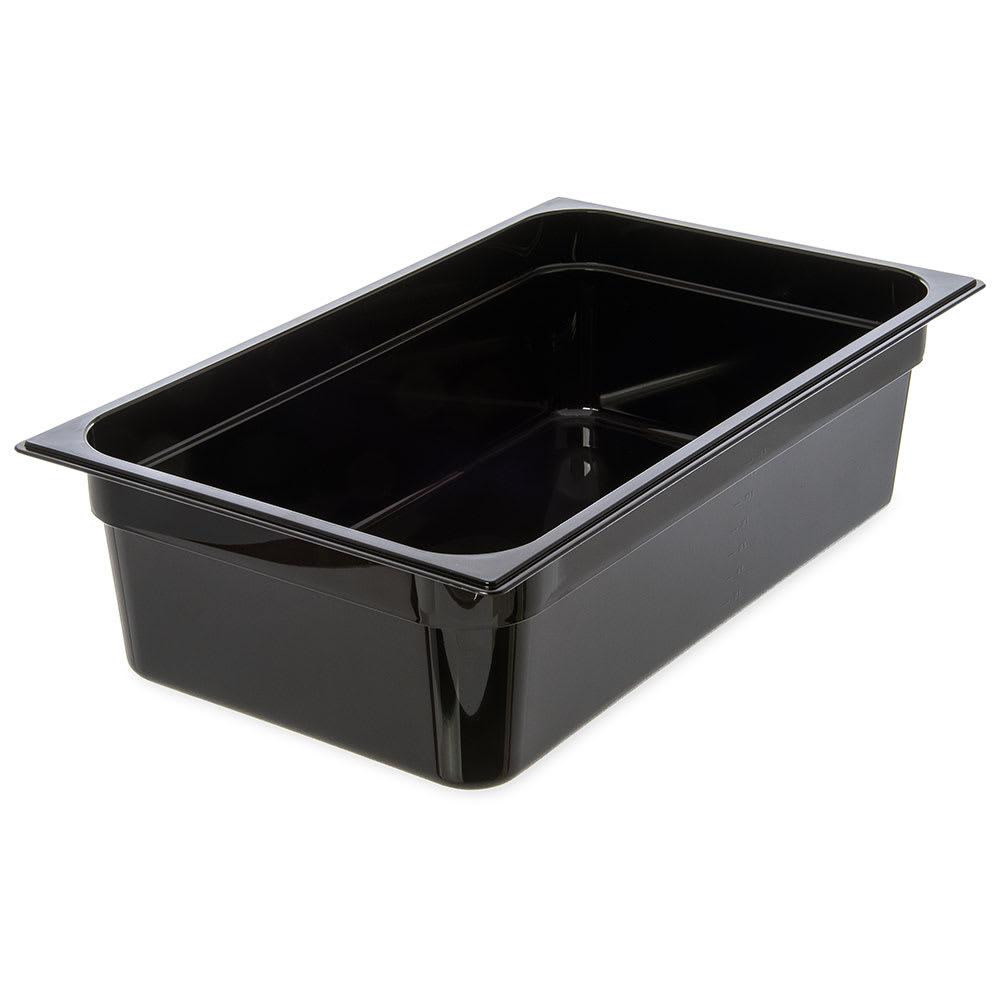 """Carlisle 10202B03 6""""D Full Size Food Pan"""