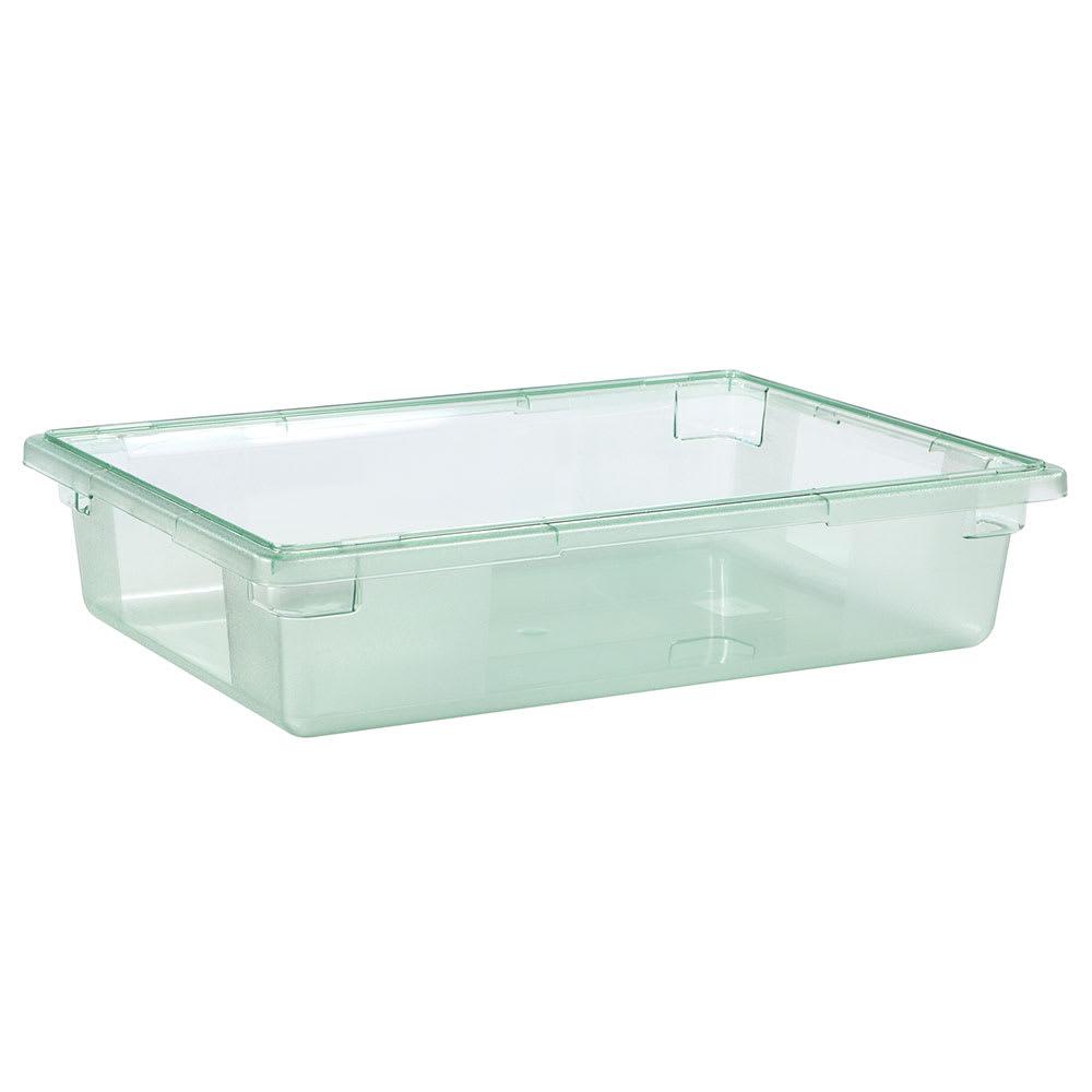 "Carlisle 10621C09 8-1/2-gal Food Storage Box - 26x18x6"" Green"