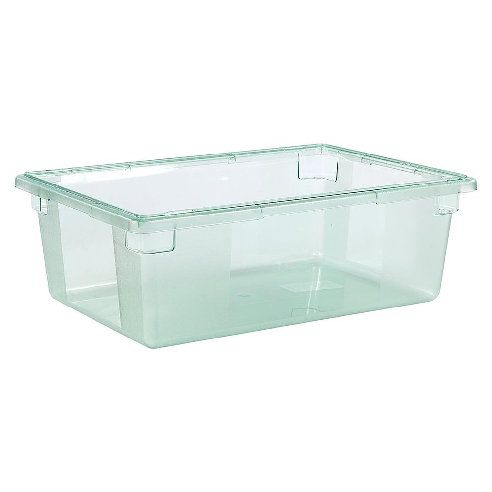 "Carlisle 10622C09 12-1/2-gal Food Storage Box - 26x18x9"" Green"