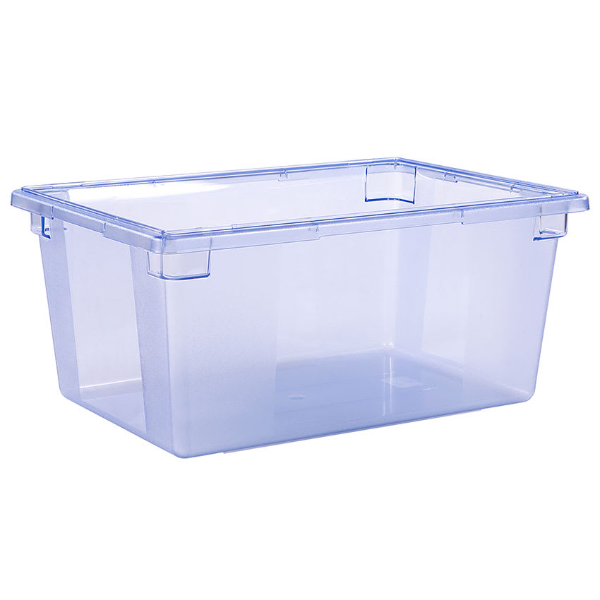 "Carlisle 10623C14 16.6-gal Food Storage Box - 26x18x12"" Blue"