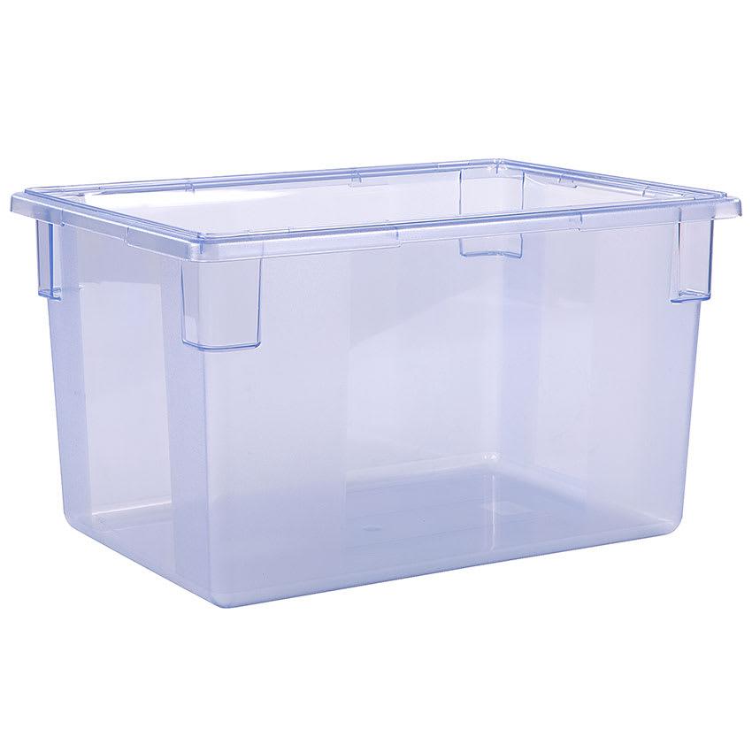 "Carlisle 10624C14 21-1/2-gal Food Storage Box - 26x18x15"" Blue"