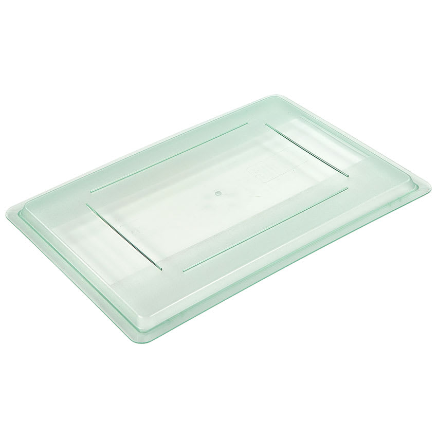 "Carlisle 10627C09 Food Storage Lid - 26x18"" Green"