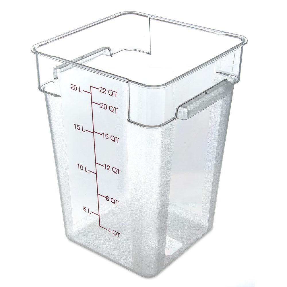 Carlisle 10726af07 Storplus Food Storage Container W 22
