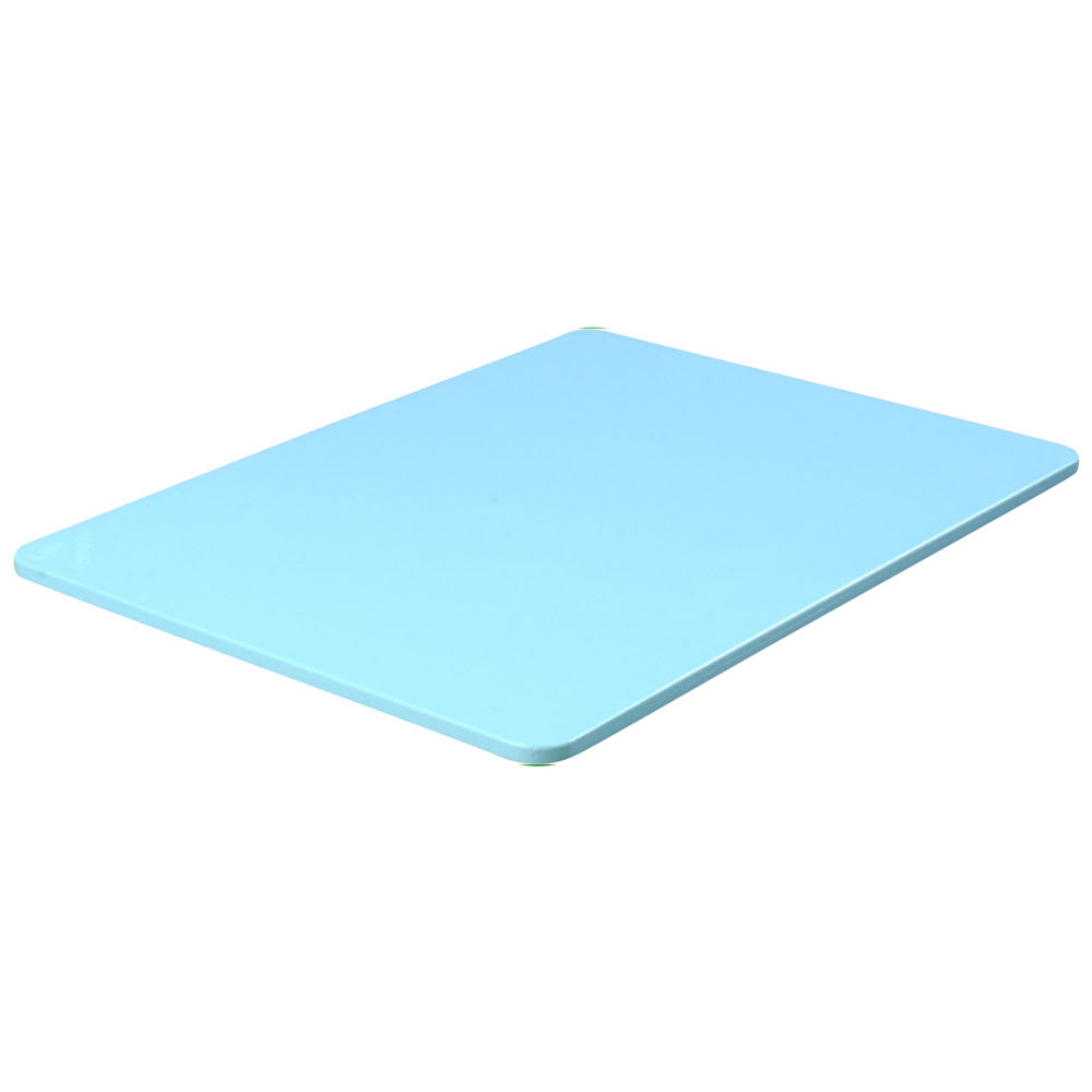 "Carlisle 1088814 Poly Cutting Board - 18x24x1/2"" Blue"