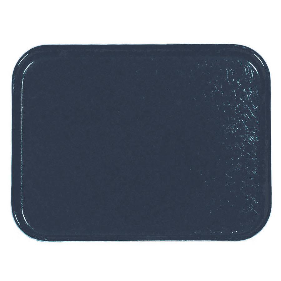 Carlisle 1212FG005 Rectangular Cafeteria Tray - 32.5x26.5cm, Pewter