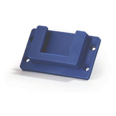 Carlisle 1287714 Tote Bracket - Wall-Mount, Blue