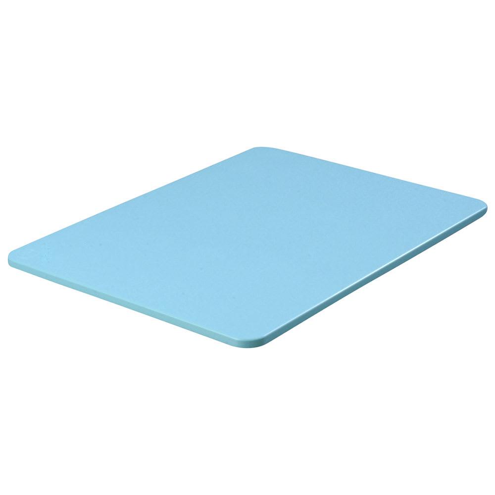 """Carlisle 1289214 Poly Cutting Board - 18x24x3/4"""" Blue"""