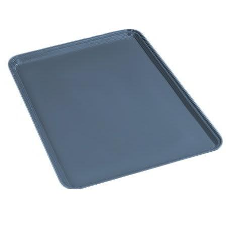 Carlisle 1826FG067 Rectangular Cafeteria Tray - 26x18cm, Slate Blue