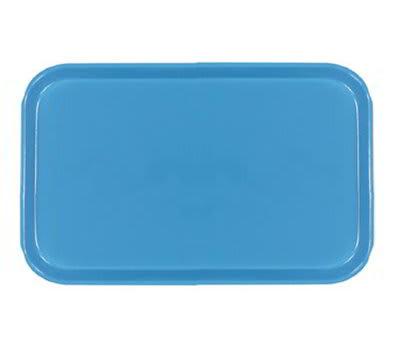 "Carlisle 2216FG025 Rectangular Cafeteria Tray - 22-1/8x16"" Beige"