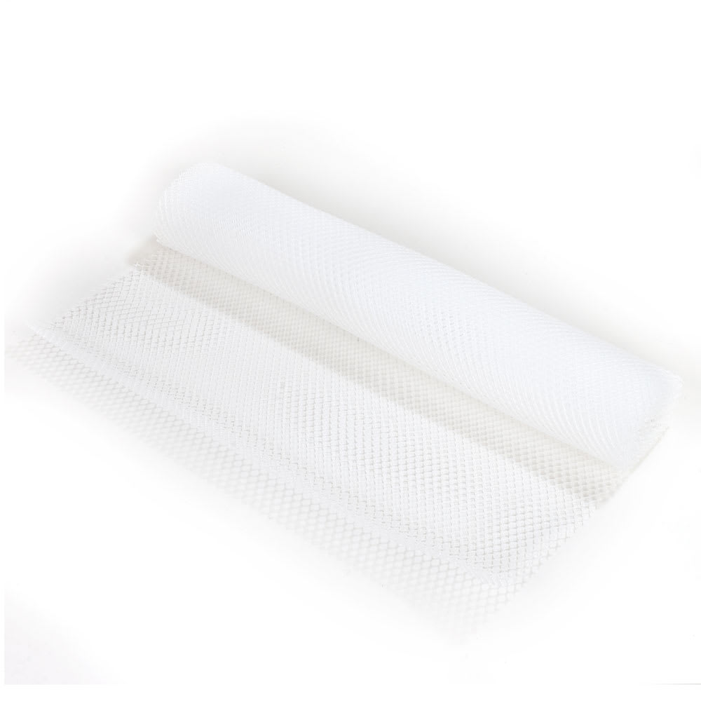 Carlisle 321007 Texliner Bar and Shelf Liner - 2x40' Roll, Clear