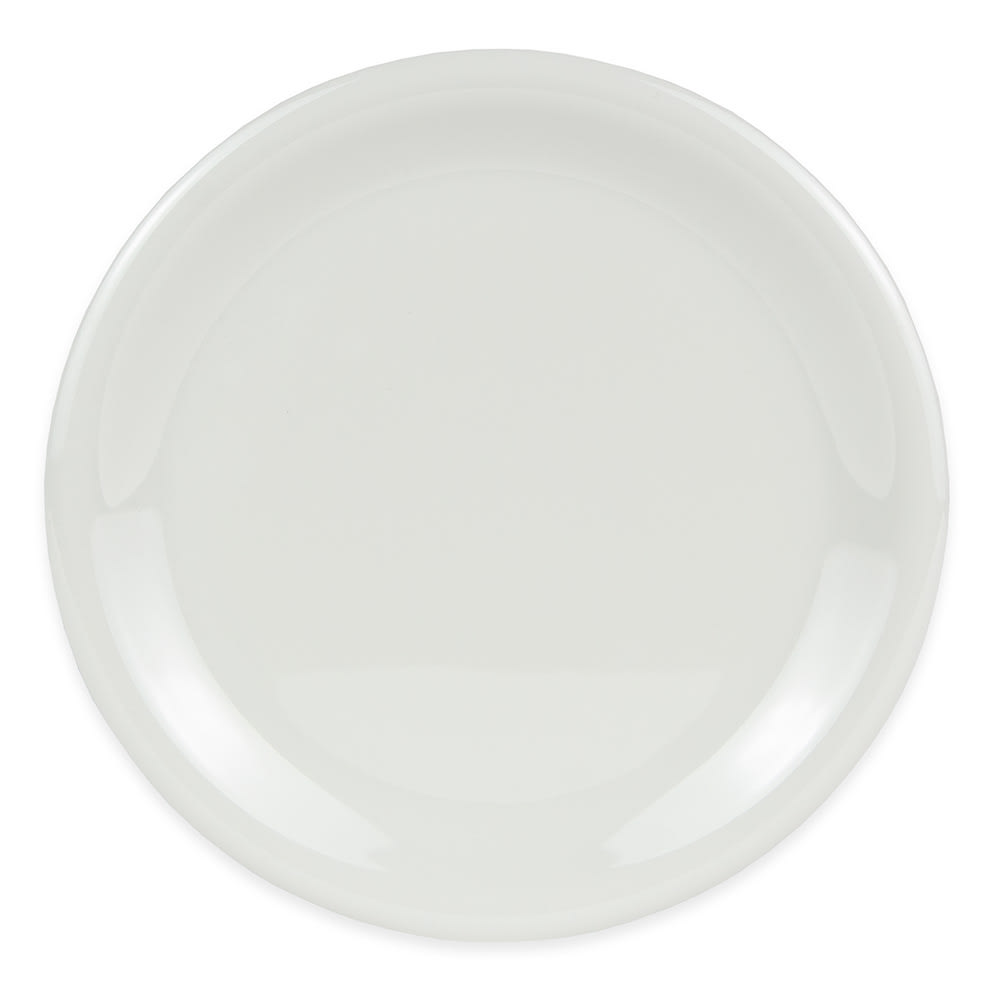 "Carlisle 3300442 9"" Sierrus Dinner Plate - Melamine, Bone"