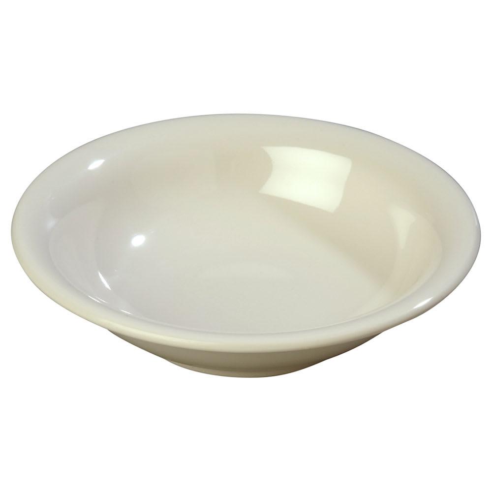 Carlisle 3303242 16 oz Sierrus Rimmed Bowl - Melamine, Bone
