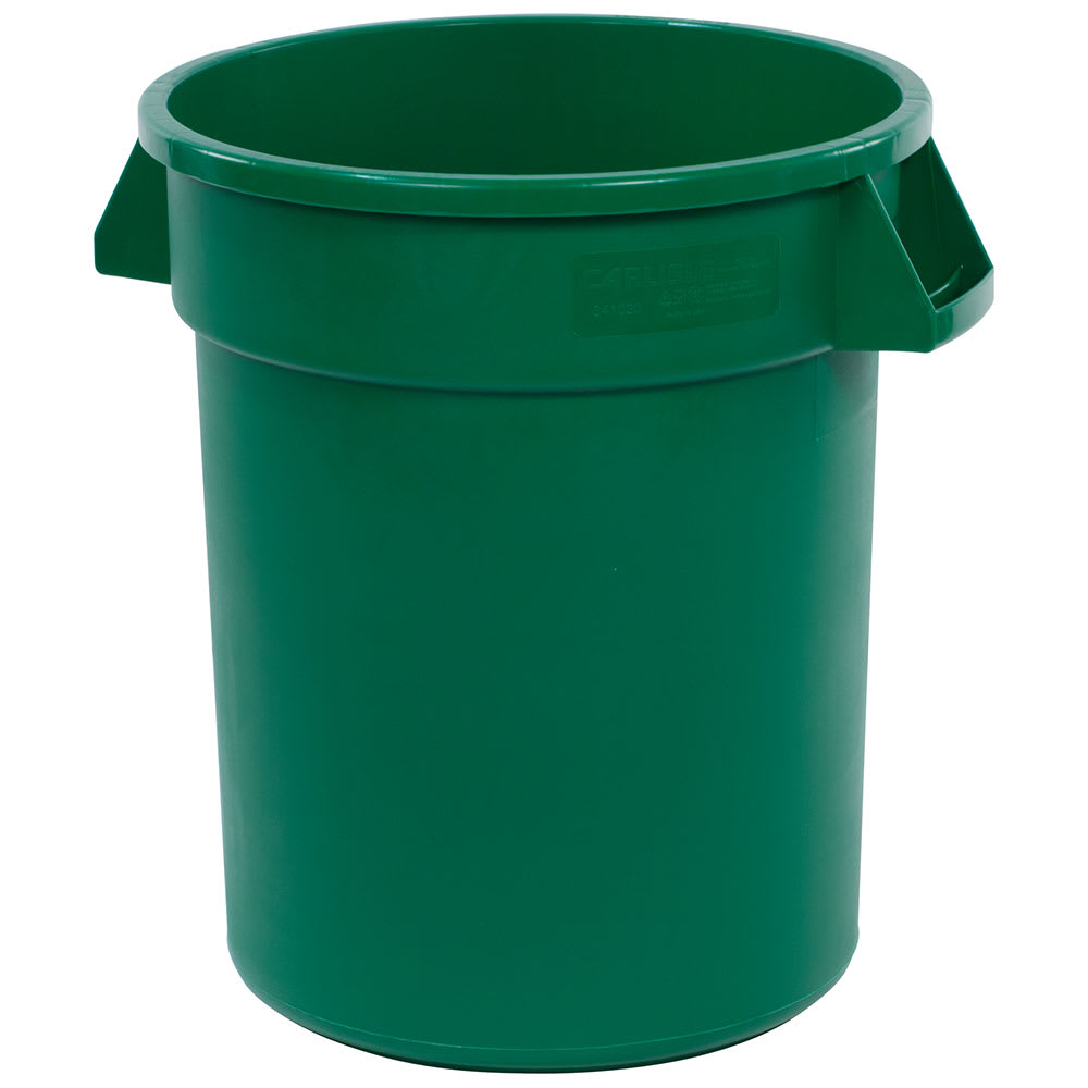 Carlisle 34102009 20-gal Multiple Materials Recycle Bin - Indoor/Outdoor